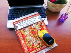 Kilim Rug Carpet Mouse Pad    http://www.ebay.com/itm/221942464653