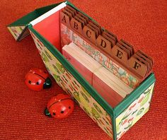 ¡Pega, papel o tijeras!: Caja de recetas