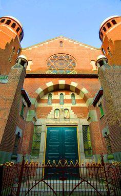 Synagoge, Folkingestraat, Groningen