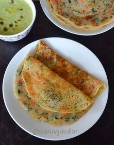 Veg Breakfast Recipes Indian, South Indian Vegetarian Recipes, Vegetarian Snacks, Healthy Breakfast Recipes, Indian Food Recipes, Indian Snacks, Indian Appetizers, Veg Recipes, Baby Food Recipes