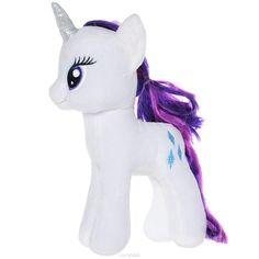 My Little Pony Мягкая игрушка Пони Rarity, 32 см