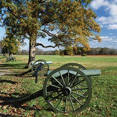 Gettysburg NP, Pennsylvania, USA - walked all OVER this place as a kid. All over it.