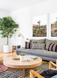 From its Mid-Mod roots to its plentiful use of plants, there's lots to love about the Beachy Boho style!