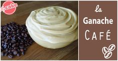 Do you fancy stuffing your Cake Design cakes with a good coffee taste? I invite you to discover this delicious Ganache Café! Pear Recipes, Cake Recipes, Cake Cafe, Decoration Patisserie, Cake & Co, Coffee Tasting, Apple Cake, Cream Cake, Quick Easy Meals