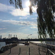 Greenpoint Transmitter Park, Brooklyn