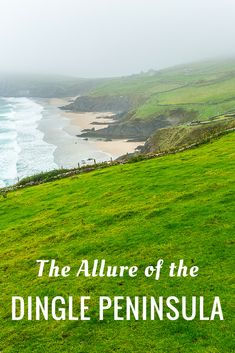 Rain or shine, the Dingle Peninsula in Ireland is an absolute must on every travel itinerary. Just prepare yourself to be lured back. (Click to find out more.)