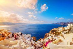 Cele mai romantice insule pentru o lună de miere perfectă | Santorini