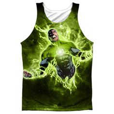 """Checkout our #LicensedGear products FREE SHIPPING + 10% OFF Coupon Code """"Official"""" Green Lantern/inner Strength -adult 100% Poly Tank T- Shirt - Green Lantern/inner Strength -adult 100% Poly Tank T- Shirt - Price: $24.99. Buy now at https://officiallylicensedgear.com/green-lantern-inner-strength-adult-100-poly-tank-shirt-licensed"""
