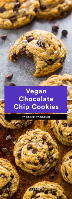 No dairy, no problem. #greatist https://greatist.com/eat/easy-vegan-baked-goods-recipes