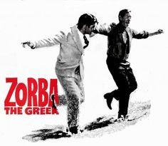 "Anthony Quinn ""Zorba, the Greek"" 1964 Movie Co, Film Movie, Cheat Meal, Caricatures, Movie Records, Zorba The Greek, Anthony Quinn, Old Movie Stars, Cinema Posters"