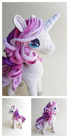 Amigurumi Twinkle Toes the Unicorn Free Pattern - Free Amigurumi Pattern Crochet is actually a Crochet Patterns Amigurumi, Amigurumi Doll, Crochet Dolls, Afghan Crochet, Free Knitting, Free Crochet, Crochet Unicorn Pattern Free, Pokemon Crochet Pattern, Knitting Ideas