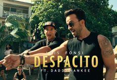 """Luis Fonsi, presenta nuevo single junto a Daddy Yankee,""""Despasito"""""""