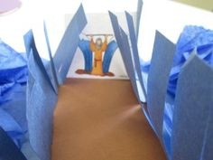 Crossing the Red Sea: Moses and Exodus Bible Crafts
