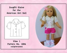 2015 Snugfit Tabitha for Australian Girl Dolls by ValSpiersSews