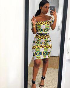 Ways To Wear African Print Summer African Fashion Skirts, African Men Fashion, Africa Fashion, African Women, Short Ankara Dresses, African Wear Dresses, African Attire, African Clothes, Matching Couple Outfits
