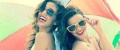 Los lentes de sol se han convertido en el accesorio de moda estrella. No sólo te permiten complementar tu look de manera fácil y súper chic sino que, también, son esenciales para cuidar tu salud visual. Aqui le dejamos la tendencia en gafas para este verano 2015 y unos tips para elegir los que más se ajusten a ti.  http://tpido.com/blog/los-lentes-de-sol-crean-enigma-y-curiosidad-usalos-correctamente/  #Tpido #Moda #Lentes #Tendencia #Gafas #Fashion #Ofertas #RepublicaDominicana