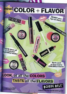 Bonne Bell Ad Seventeen Magazine June 1996