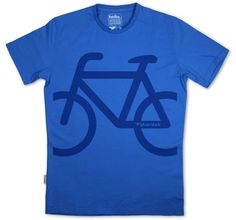 Silverstick Men's Bike Organic Cotton T-Shirt - Silverstick