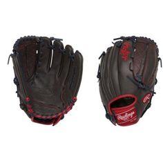Rawlings Select Pro Lite Youth Baseball Glove, David Price Model, Right Hand, Vertical Hinge Web, 11-3/4 Inch