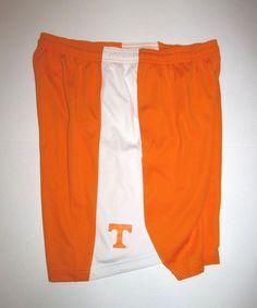 Nike Tennessee Volunteers Basketball Practice Shorts Mens Orange White  Nike  Street Basketball 397b83a343ea
