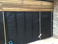Image result for wood battens used as cladding