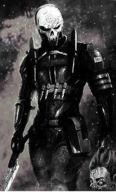 Deathmask Shadowrun