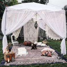 28.9k Followers, 1,074 Following, 1,692 Posts - See Instagram photos and videos from Antique and Encaustic Tiles (@jatanainteriors) Wedding Outside, Camping Set Up, Outdoor Dinner Parties, Festival Camping, Encaustic Tile, Meditation Space, Canopy Tent, Luau, Outdoor Living