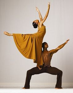 The Alvin Ailey American Dance Theater is my most favorite show on earth. My sister introduced me to the dance company when I was i.