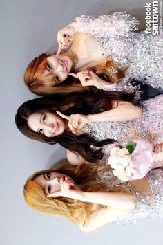 #TaeTiSeo #Tiffany #Taeyeon #Seohyun #SNSD