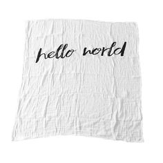 Hello World Organic