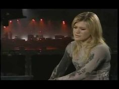 Kelly Clarkson - MTV Canada Interview Part 1/2 - 2006