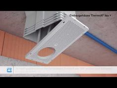 Einbaugehäuse ThermoX® Iso + - YouTube Garden Tools, Youtube, Led, Exterior, Yard Tools, Outdoor Rooms, Youtubers, Youtube Movies
