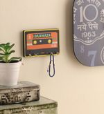 Buy Mad(e) in India Multicolour MDF Cassette Key Holder  Online: Shop from wide…