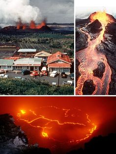 Kickin' Ash: 10 Amazing Active Volcanoes