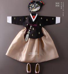 Ideas Fashion Kids Design Style For 2019 Korean Dress, Korean Outfits, Kids Outfits, Korean Traditional Dress, Traditional Dresses, Girl Fashion, Fashion Outfits, Fashion Design, Fashion Kids