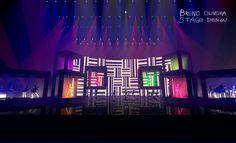 BRUNO OLIVEIRA STAGE DESIGN (PORTFOLIO): November Stage Design