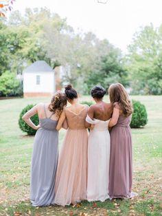 Mix and Match Bridesmaid Dress Ideas   Bridal Musings Wedding Blog 3