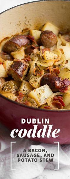 Dublin Coddle: Dubli