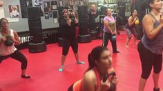Anta's Women's Only Fitness Bootcamp in Doral