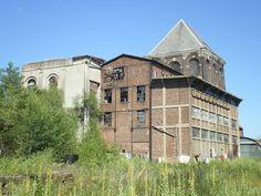 Spookachtig mooie beelden van desolate gebouwen: Fabriek in Malakoff, Frankrijk© Bourgeois.A, Wikicommons