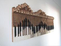 If you ever get the chance to rescue a old piano, here is what you can do with it.