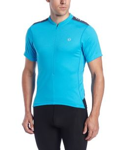 The Pearl Izumi short sleeved cycling top - a great bit of kit to keep you comfortable on those summer rides