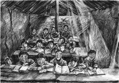 Medaile škole za kolekci malby a kresby: Lam Ho Yan, Phoebe (16 let), Simply Art, Hong Kong, Čína Hong Kong, Paintings, Asia, Paint, Painting Art, Painting, Painted Canvas, Drawings, Grimm
