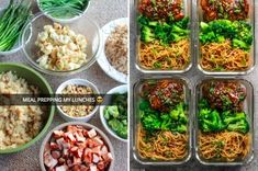14 Make-Ahead Lunch Recipes That Aren't Salad