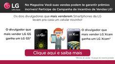Campanha de incentivo LG