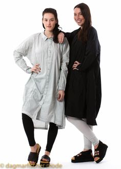 Oversized coat by RUNDHOLZ BLACK LABEL - Attention! Produced only in sizes S, M, L - dagmarfischermode.de #coat #rundholz #blacklabel #designer #german #fashion #style #stylish #styles #outfit #shopping #dagmarfischermode #shop #spring #summer