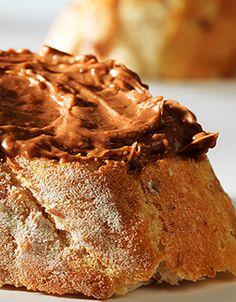 Knackiger Mandel- & Schokoladenaufstrich
