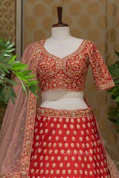 Designer Bridal Lehenga, Bridal Lehenga Choli, Saree Wedding, Indian Dresses Online, Sherwani, Indian Wedding Outfits, Indian Outfits, Festival Wear, Two Piece Skirt Set