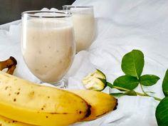Shake bananowy Glass Of Milk, Camembert Cheese, Diet