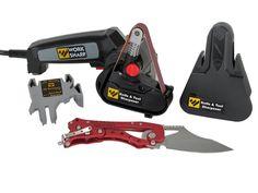 Knife Sharpener Electric Professional Kit Blade Grinder Sharpening System Tools #ProfessionalSharpeningSystems